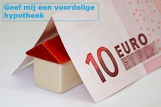 hypotheek aanvragen aan voordelige tarieven