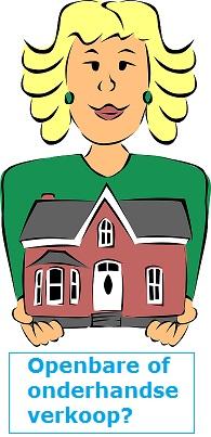 hoe best een huis verkopen?