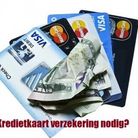Creditcard verzekeringen: wat houdt dat juist in?