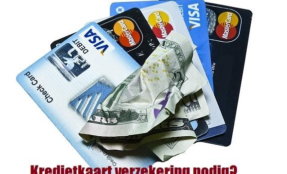 creditcard verzekeringen