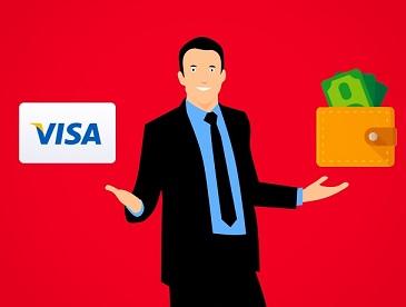betaal cash ipv visa