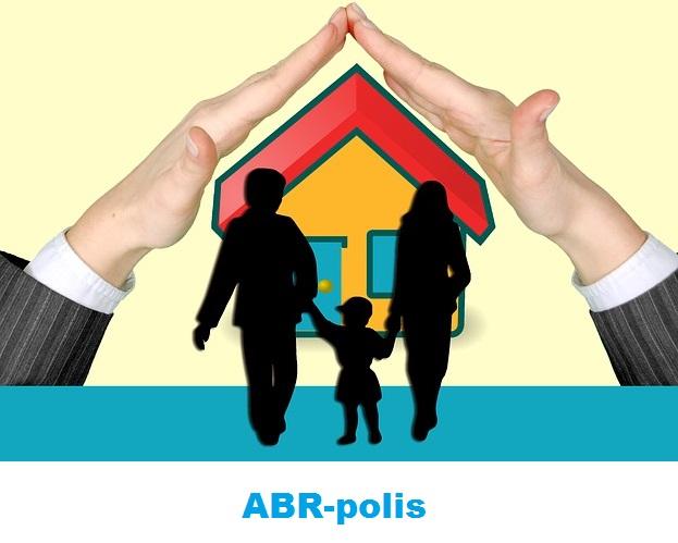ABR-polis woning afsluiten