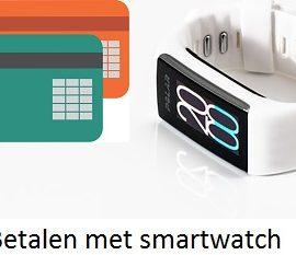 Contactloos betalen met de Apple Watch 4