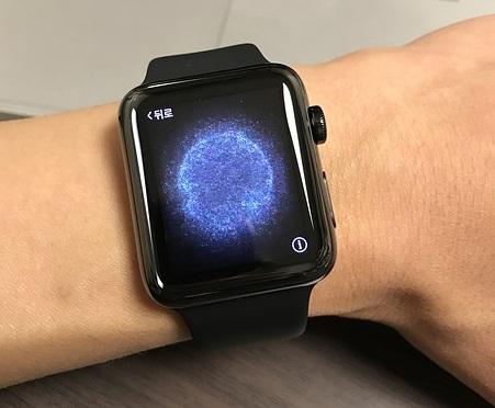 Contactloos betalen met apple smartwatch