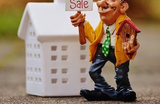 huis opsmukken voor verkoop