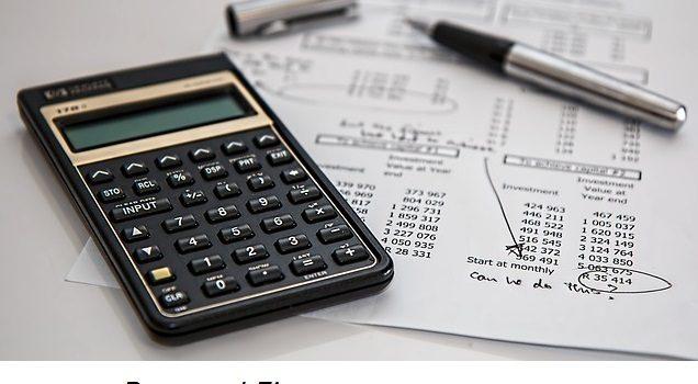 personal finance uitbesteden