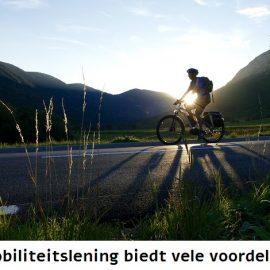 Mobiliteitslening: de voordelen