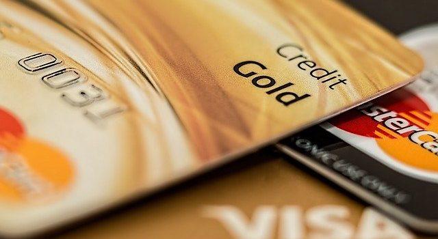 Mastercard visa Gold