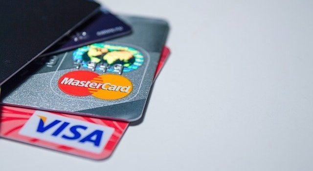 Prepaid kredietkaart creditcard