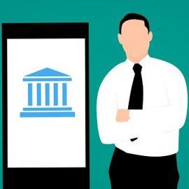 Bank-app een gemakkelijk manier van betalen